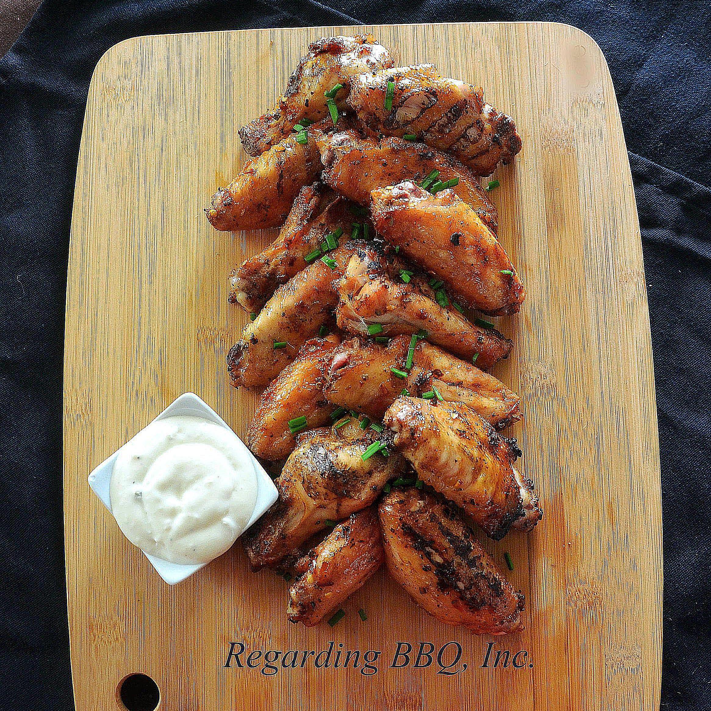 Best Chicken Wings Recipe Grilled