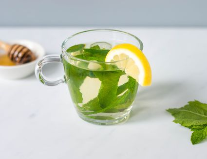 Easy Mint Tea