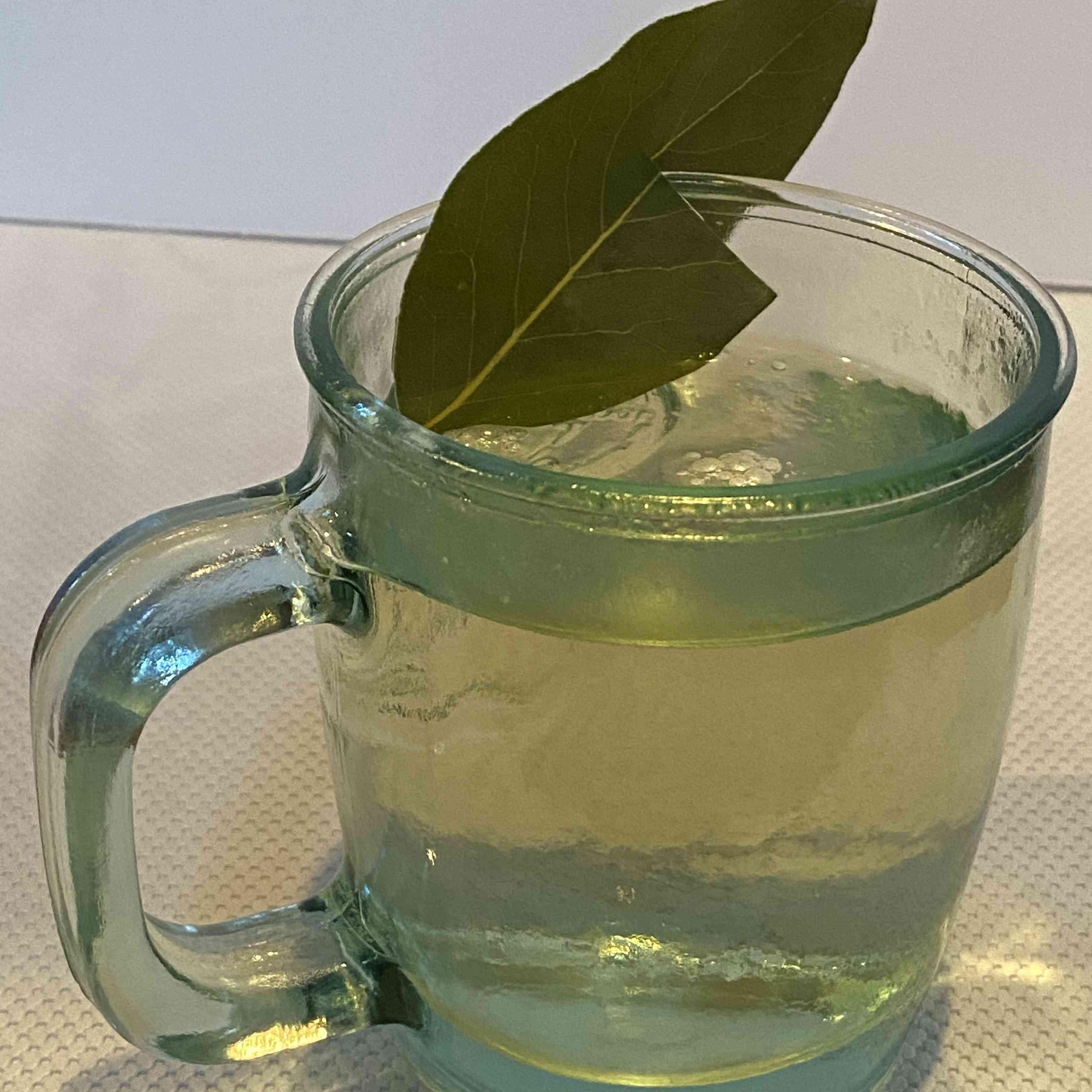 West Indian Bay Leaf Tea Test Image
