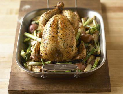 Best Sunday Roast Chicken