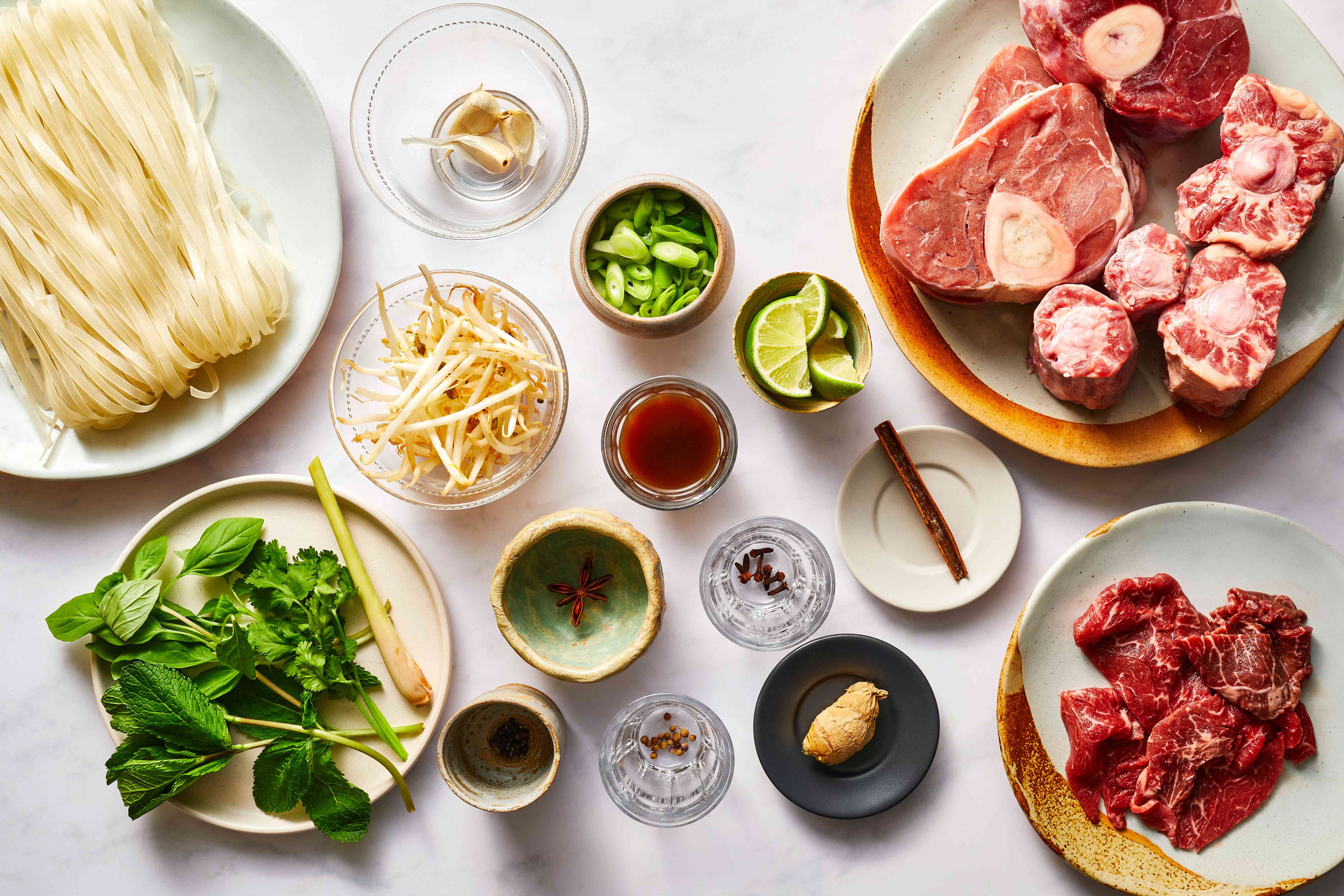 Homecooked Beef Pho: a Step-by-Step Guide ingredients
