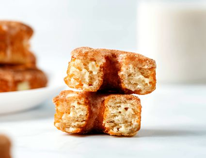 Homemade Cronuts