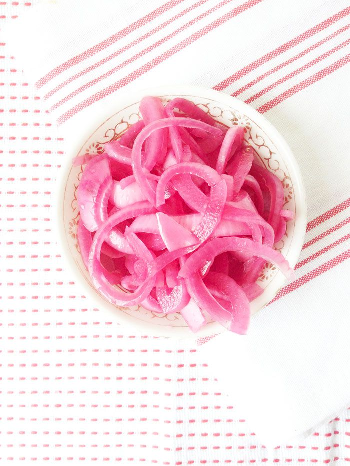 Quick and Easy Pickled Red Onions Recipe