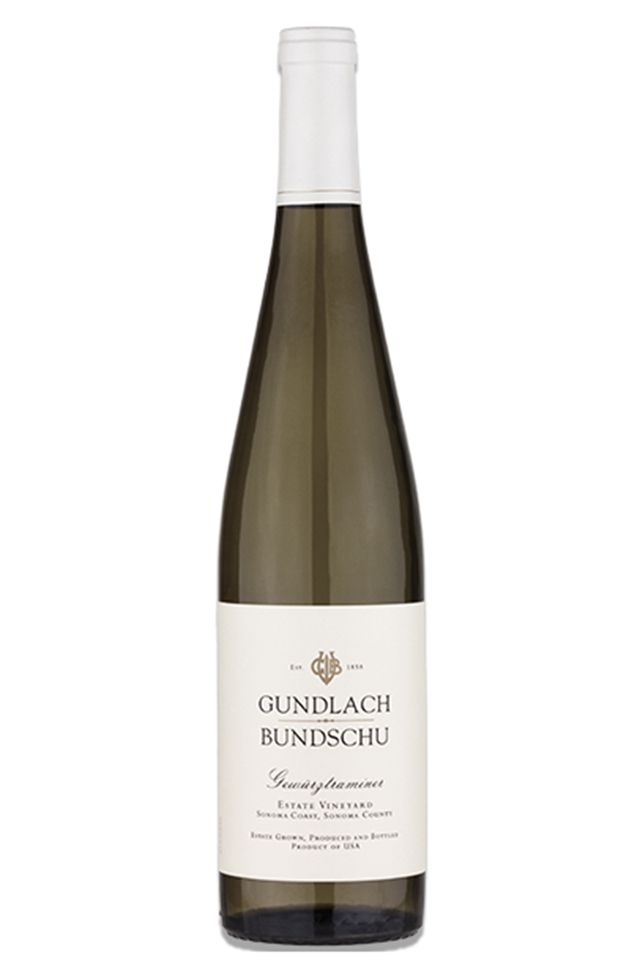 Gundlach Bundschu Gewürztraminer