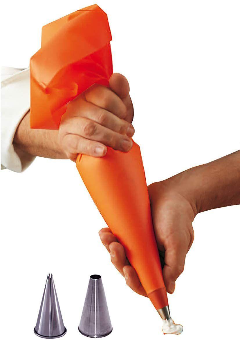 du-buyer-professional-orange-pastry-bag