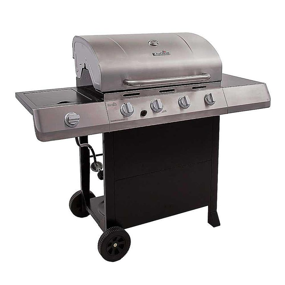 Char-Broil Classic 4-Burner Gas Grill Model 463436215