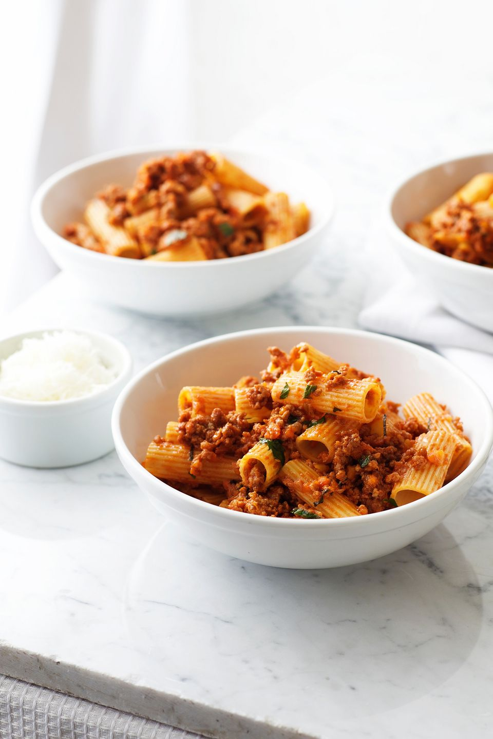 Four-Ingredient Meat Ragù