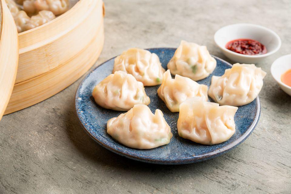 Chinese Shrimp Dumplings (Har Gow)