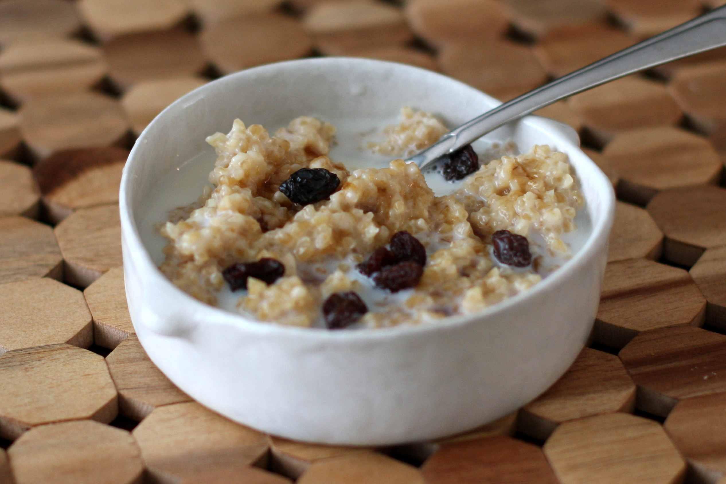 Bulgur Hot Cereal