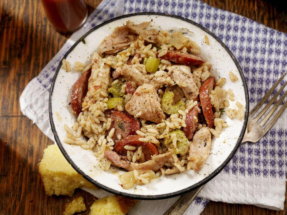 Chicken Louisiana