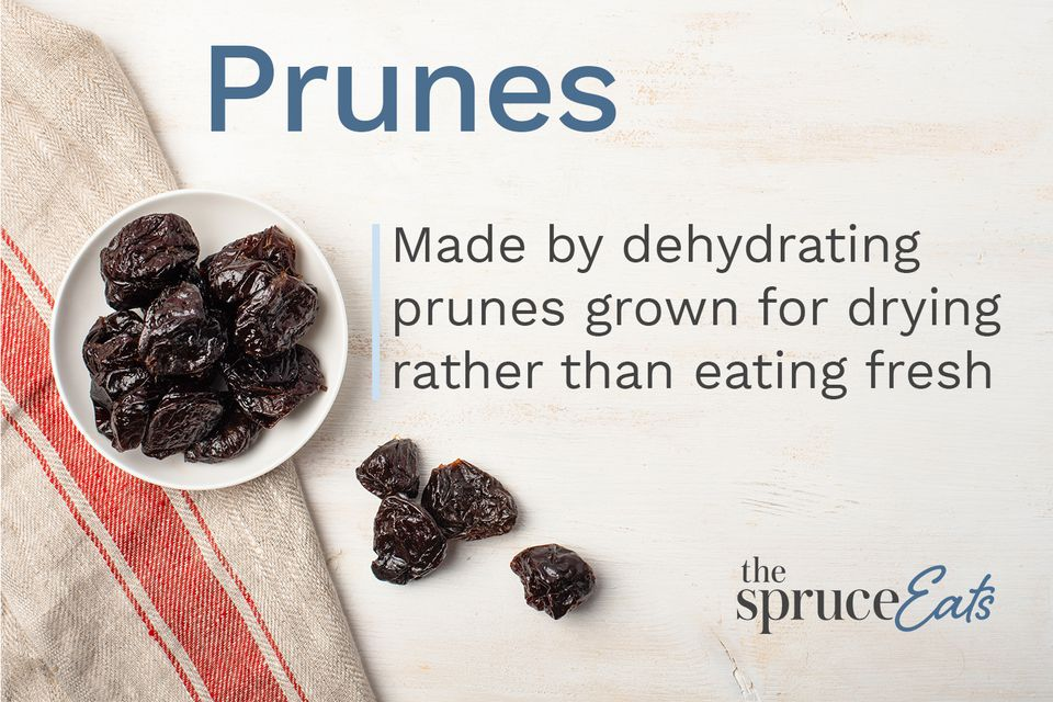 what are prunes