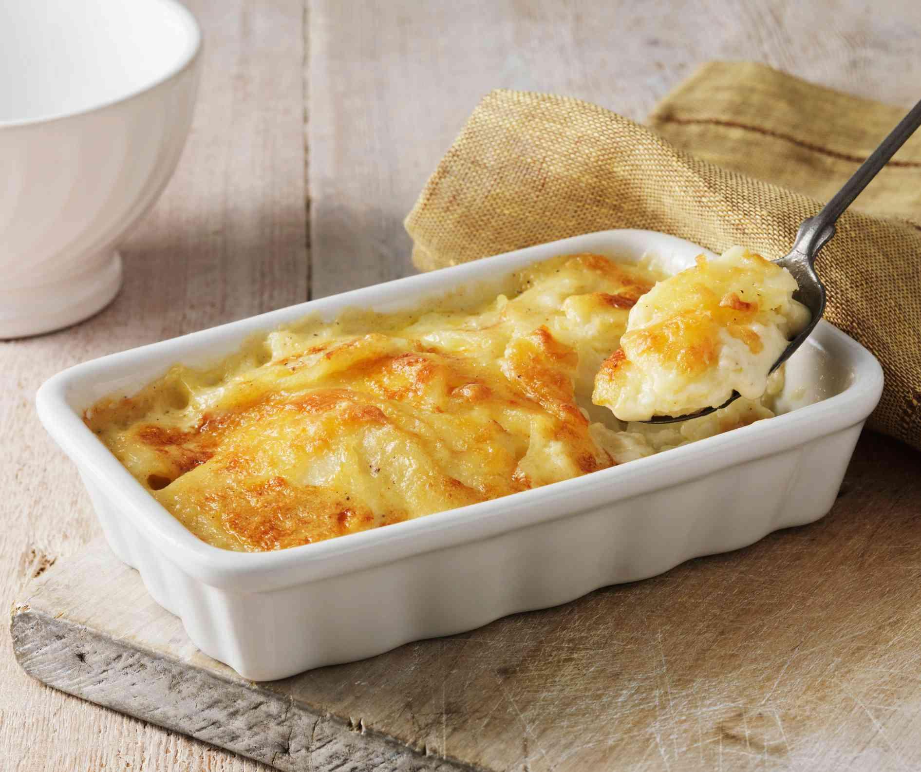 Classic Creamy Potato Casserole