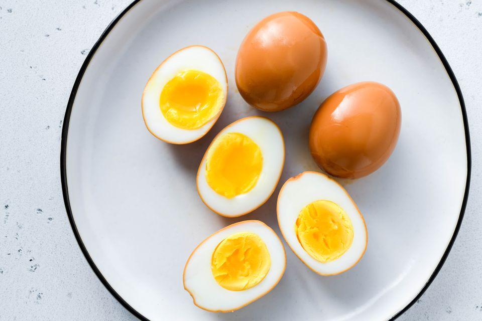 Easy Soy Sauce Eggs (Shoyu Tamago)