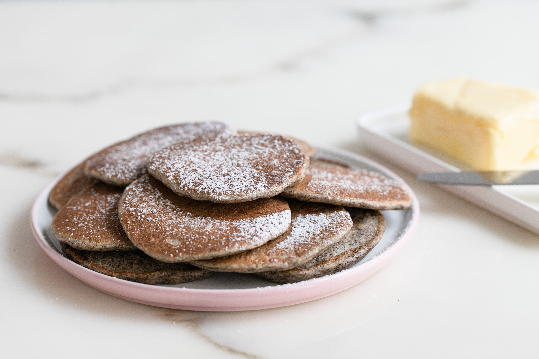 Dutch Poffertjes Recipe