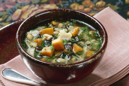 ground turkey soup crock pot