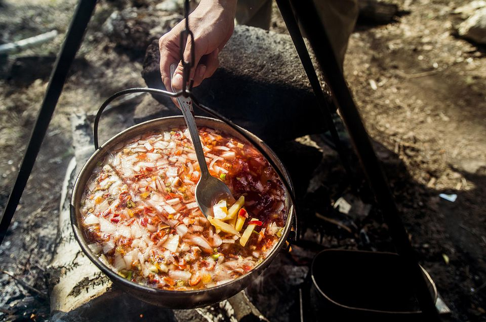 Cooking with a Dutch Oven