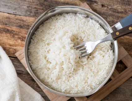 how to make jasmine rice - hero
