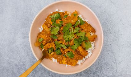 Classic Chicken Vindaloo Curry