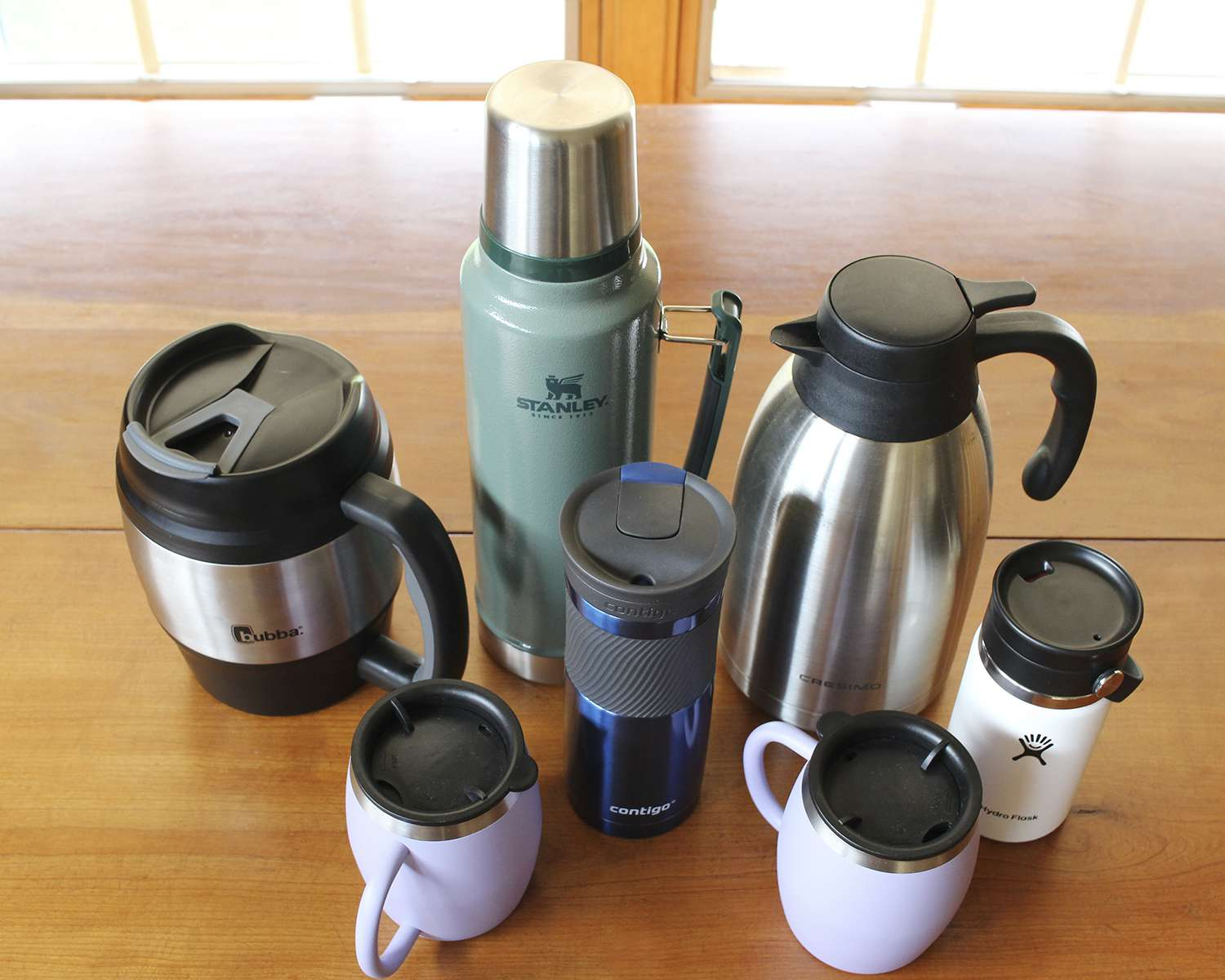 Coffee Thermoses Reviews