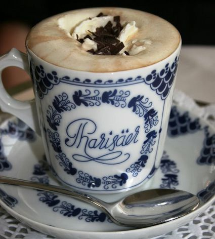 Pharisaeer Kaffee - Coffee With Rum