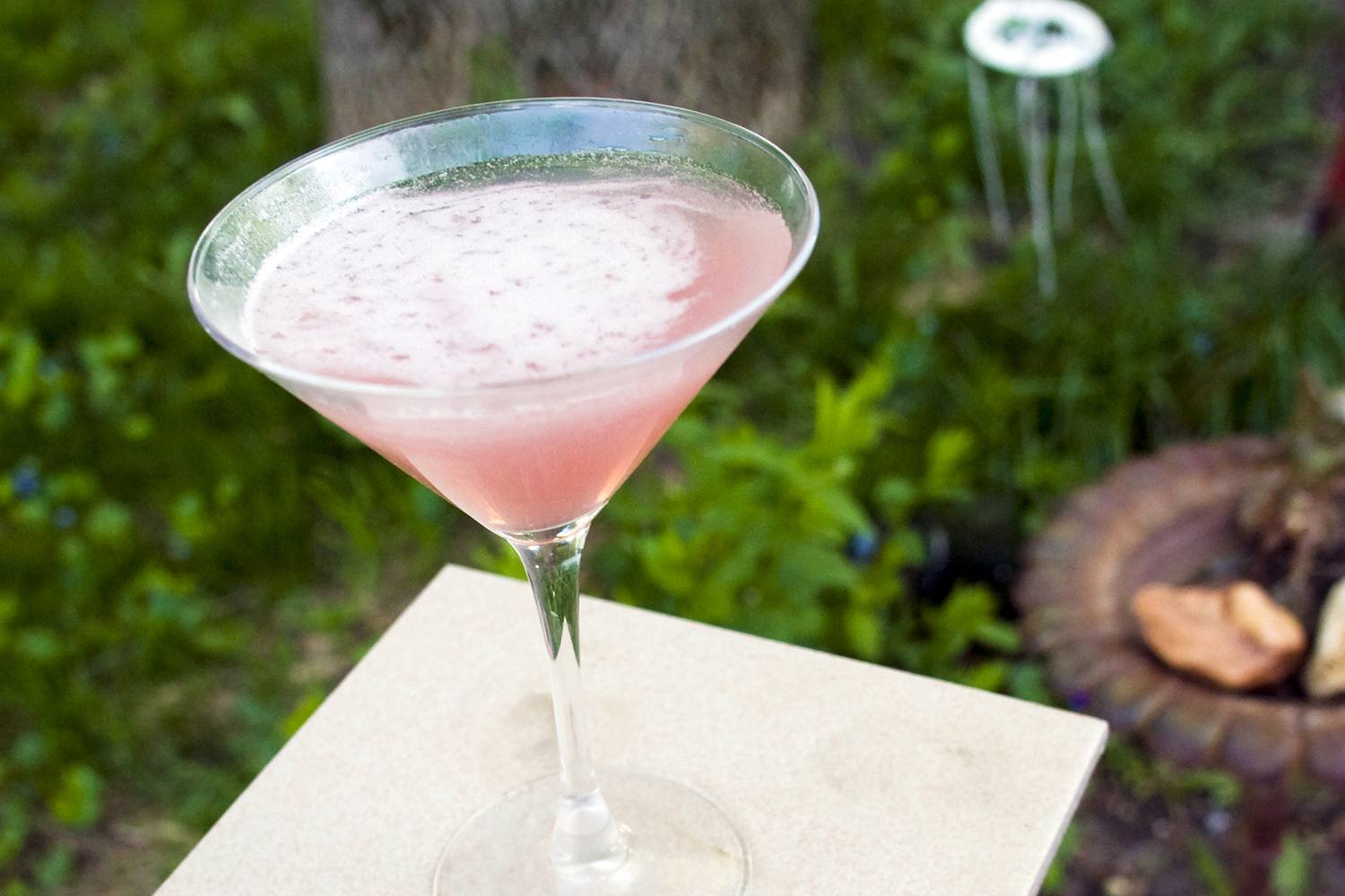 Classic Mary Pickford Cocktail