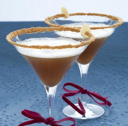 Ginger Holiday drink