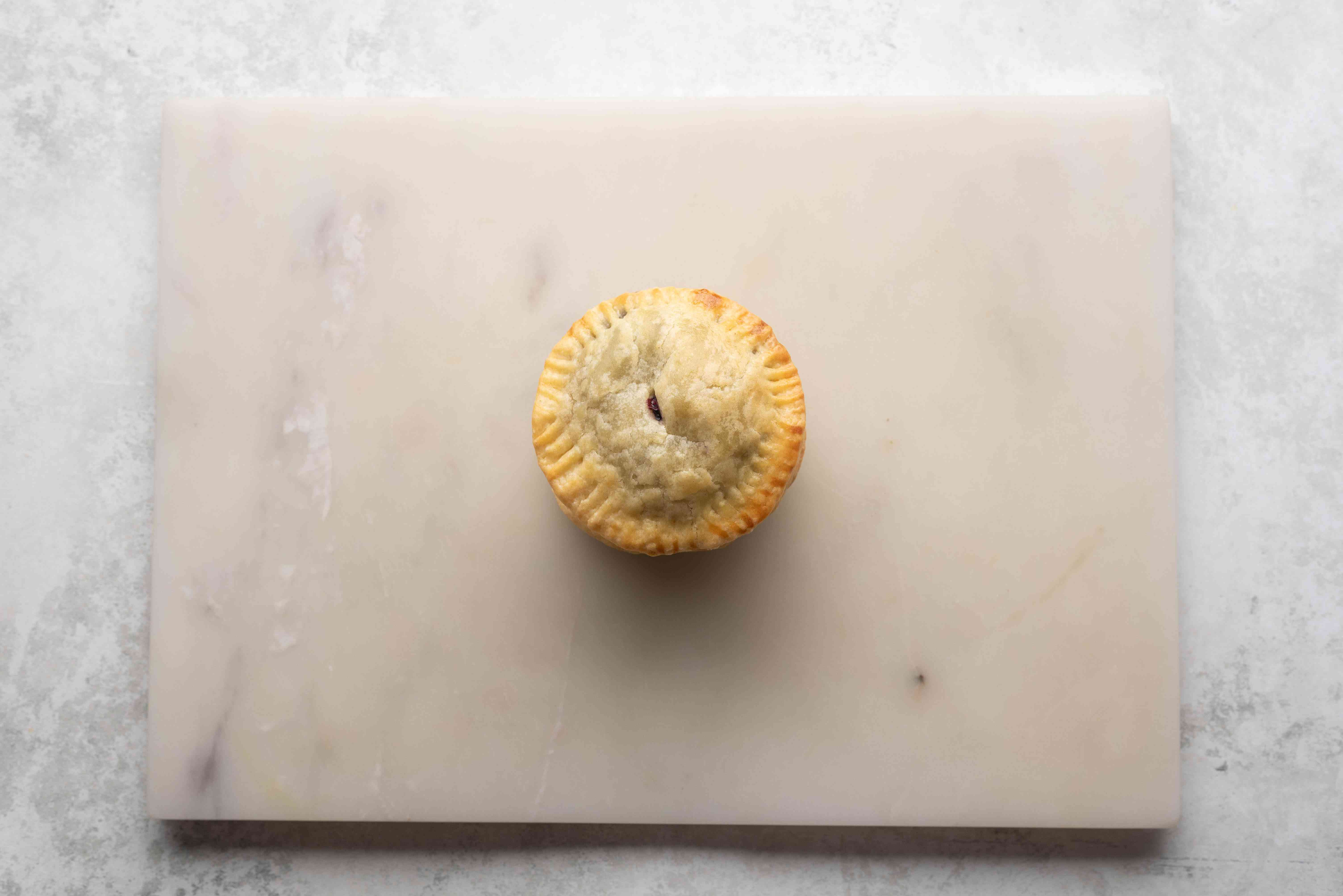 Mini Pie Ice Cream Sandwich
