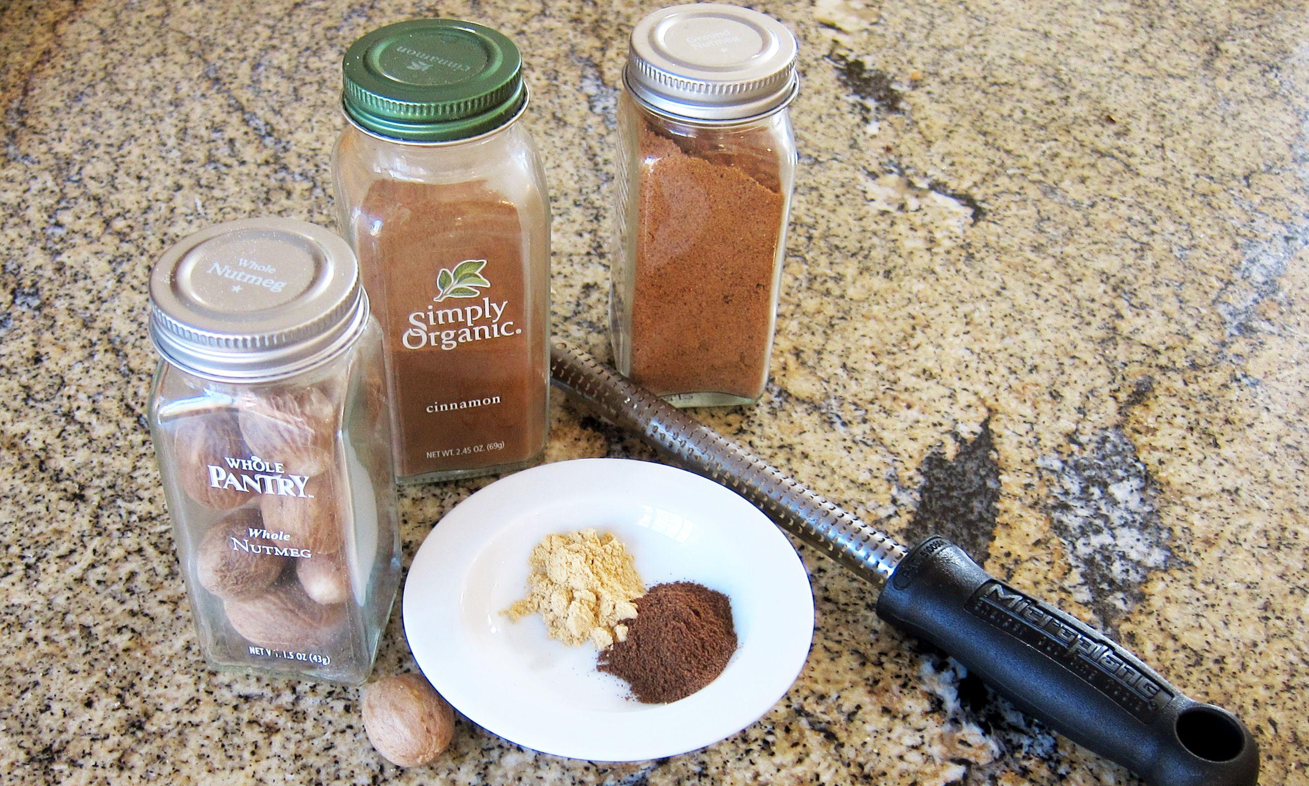 5 Minute Pumpkin Pie Spice Mix Recipe