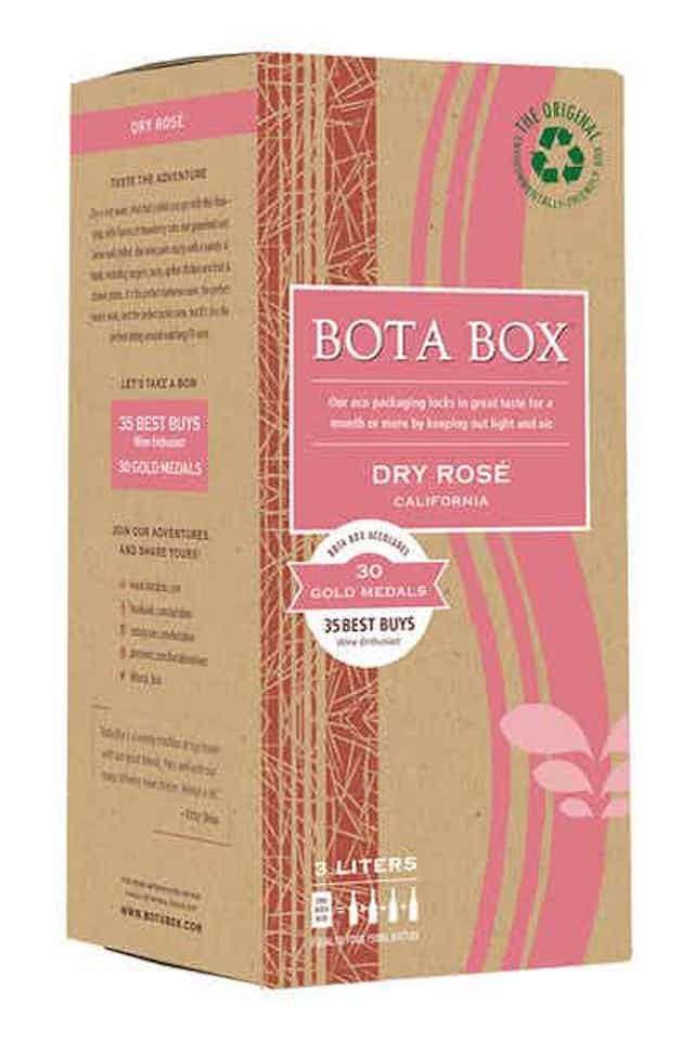 Bota Box Dry Rosé