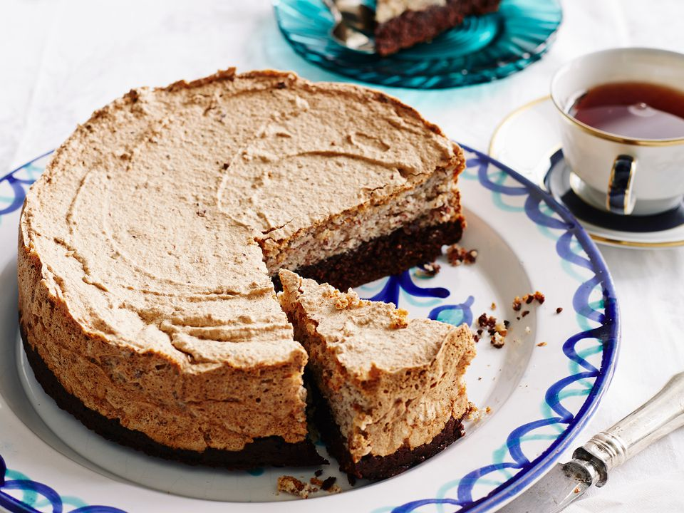 Torta húngara de nuez (Dios Torta)