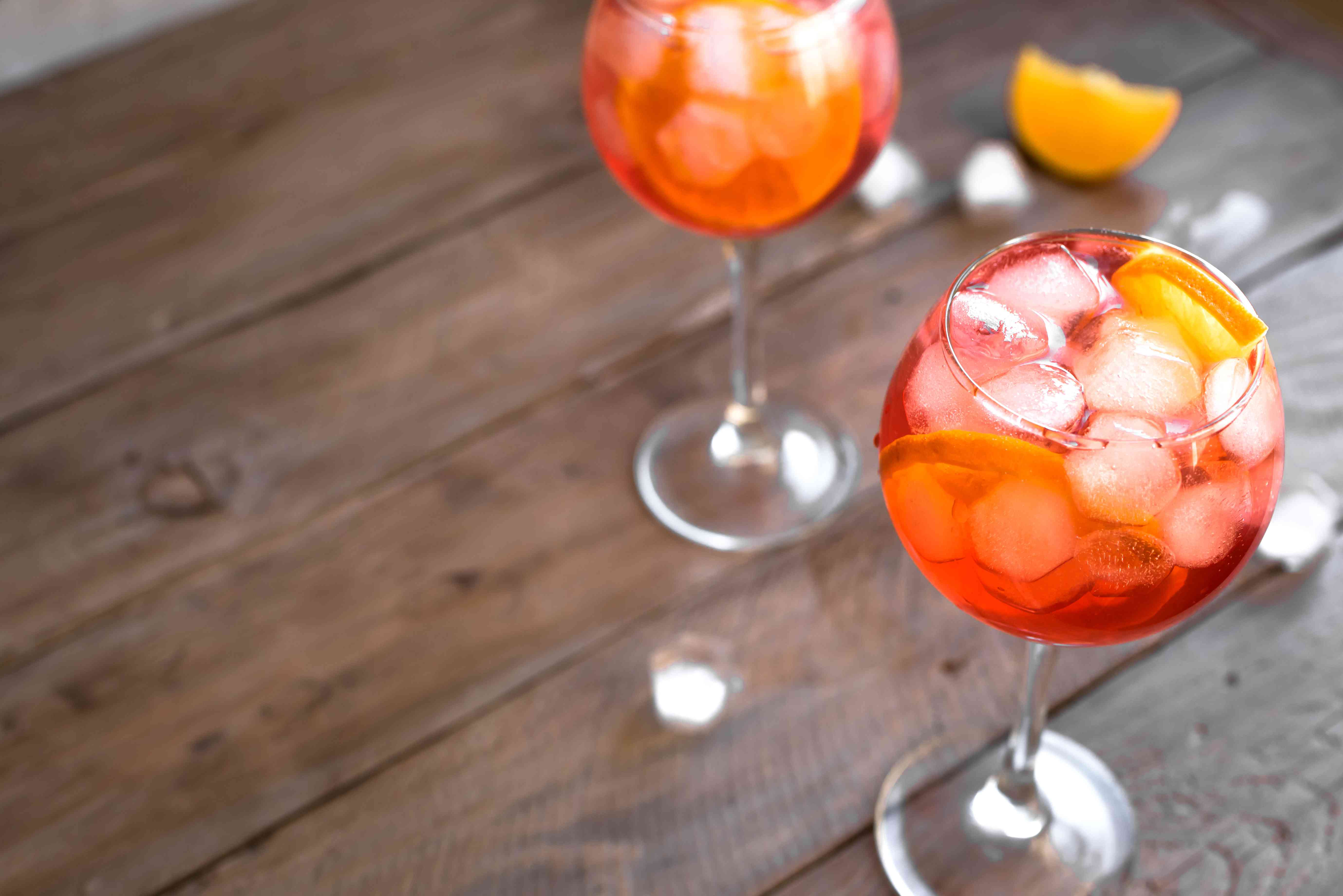 Tequila Sangria Wine Punch