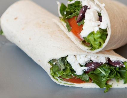 Betere Vegan Cream Cheese Veggie Wraps Recipe AJ-75