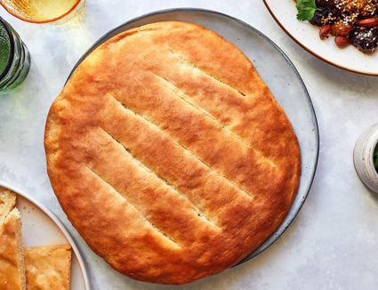 Basic Moroccan white bread recipe