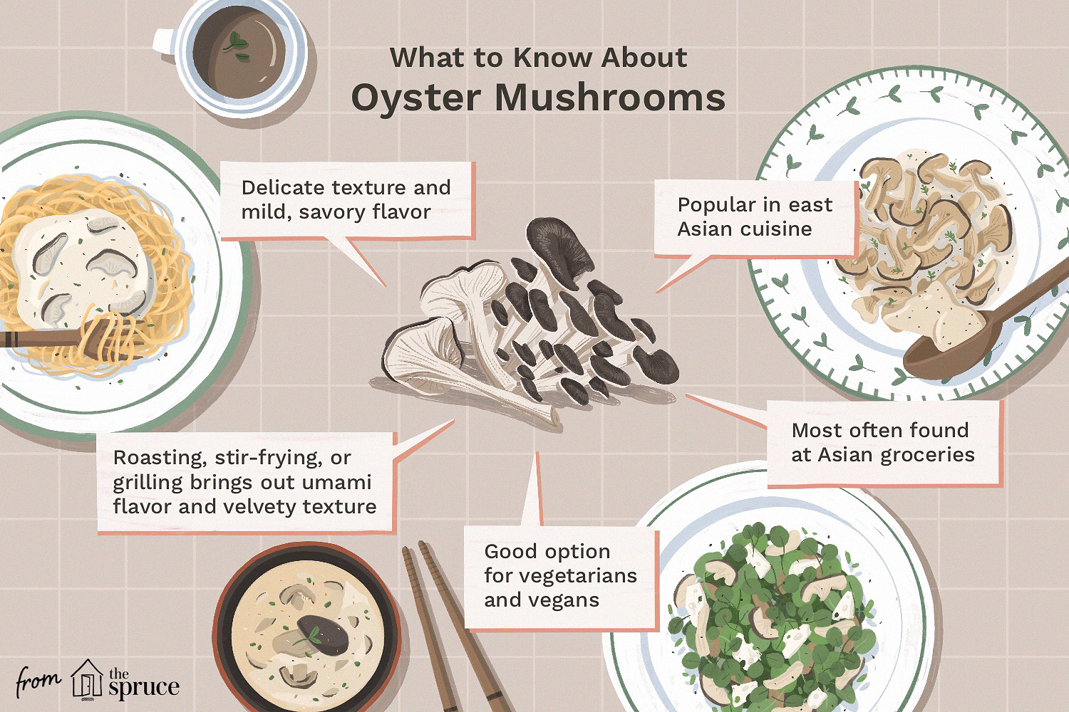 what are oyster mushrooms