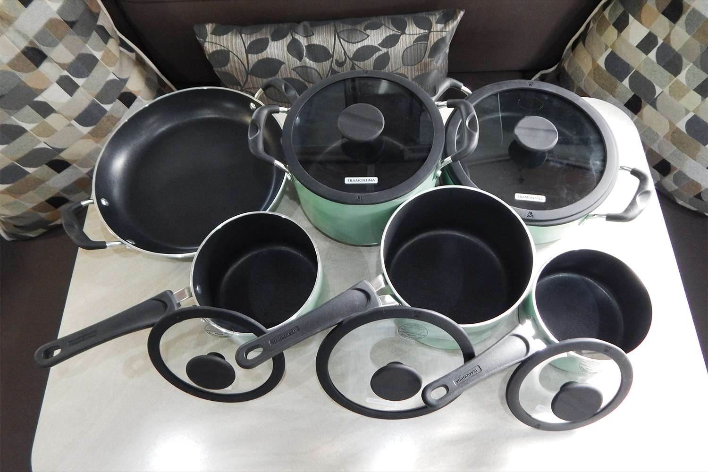 Tramontina Nesting Cookware Set Review