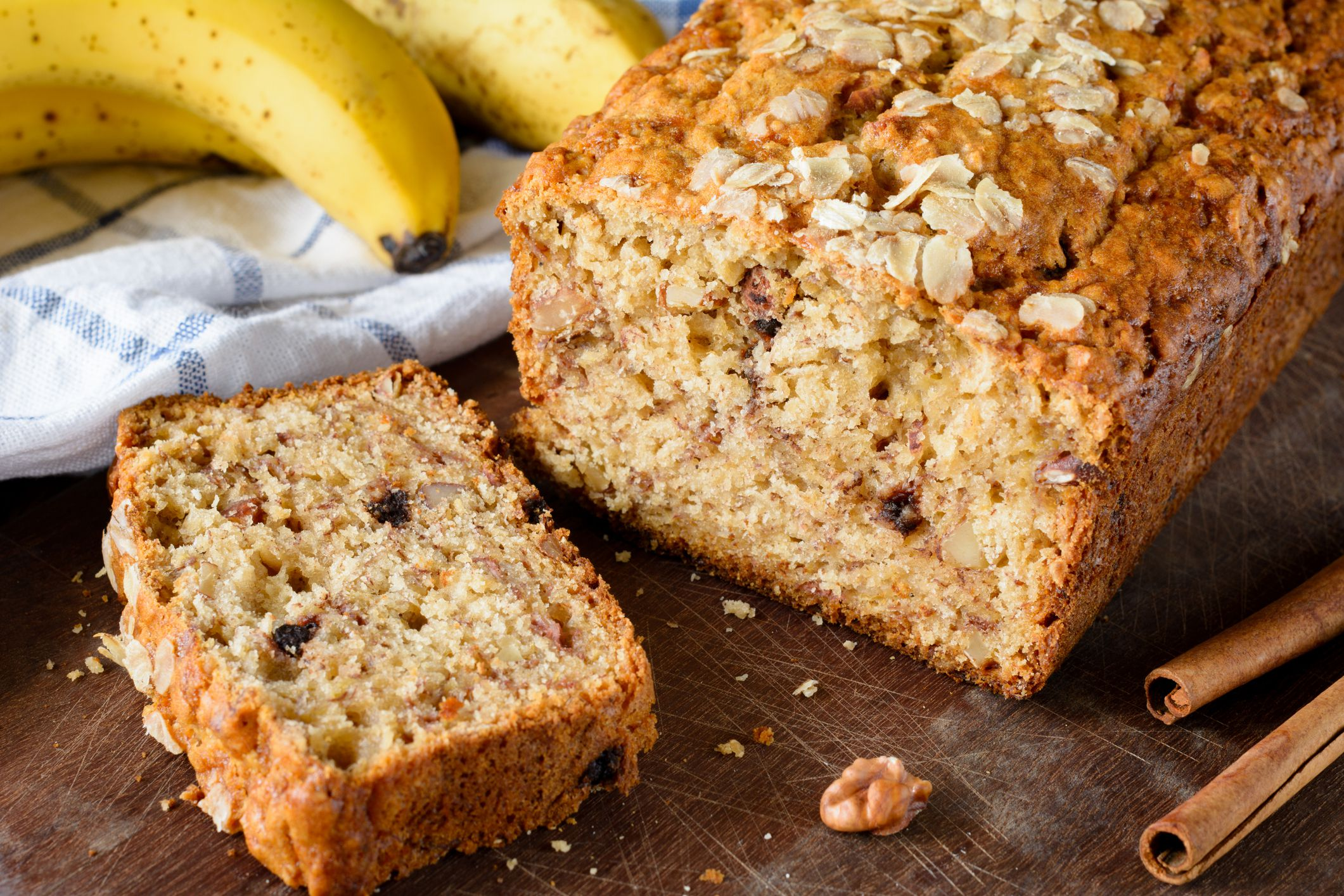 The Best Banana Bread Recipe in the World is Moist and Full of Flavor