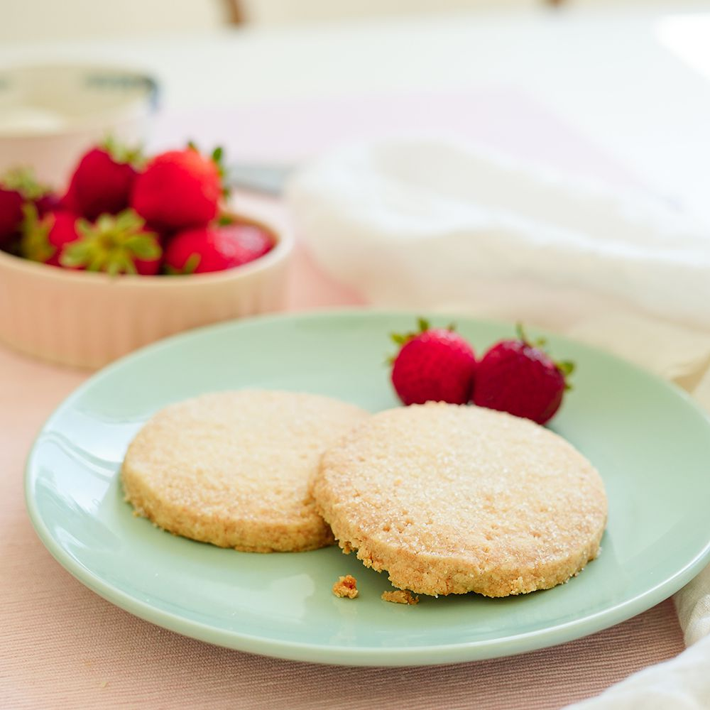 Traditional All Butter Scottish Shortbread Recipe