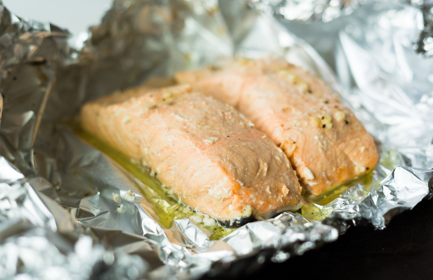 how to cook sockeye salmon fillet in oven