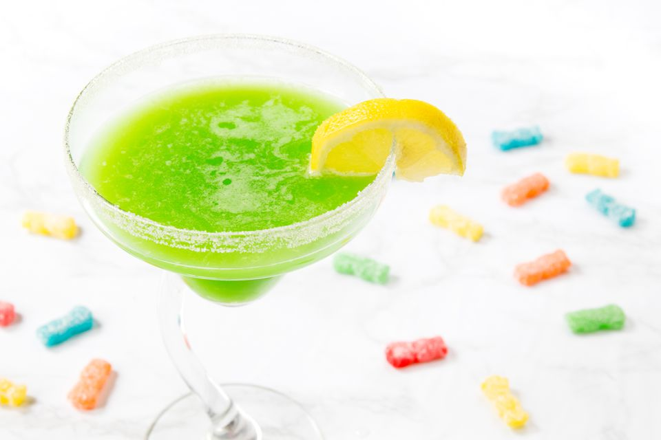 Sour Patch Margarita