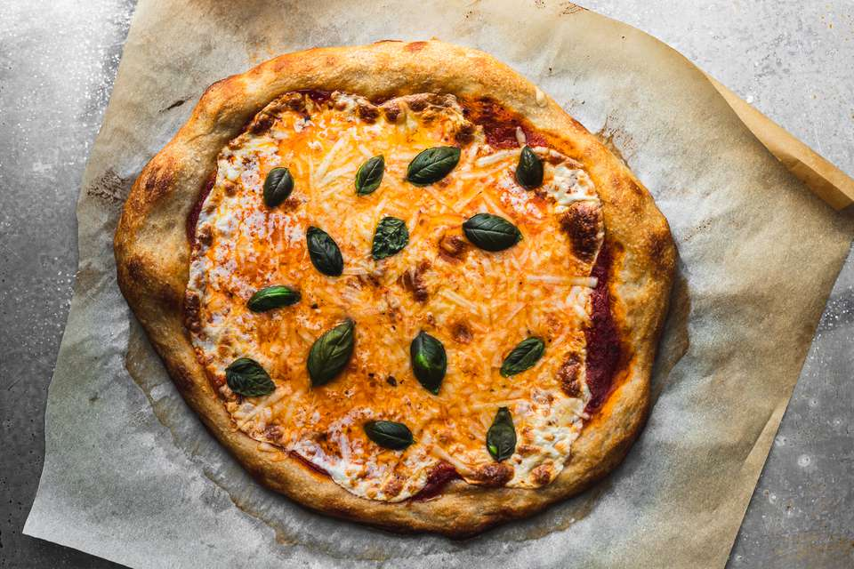Sourdough pizza crust recipe