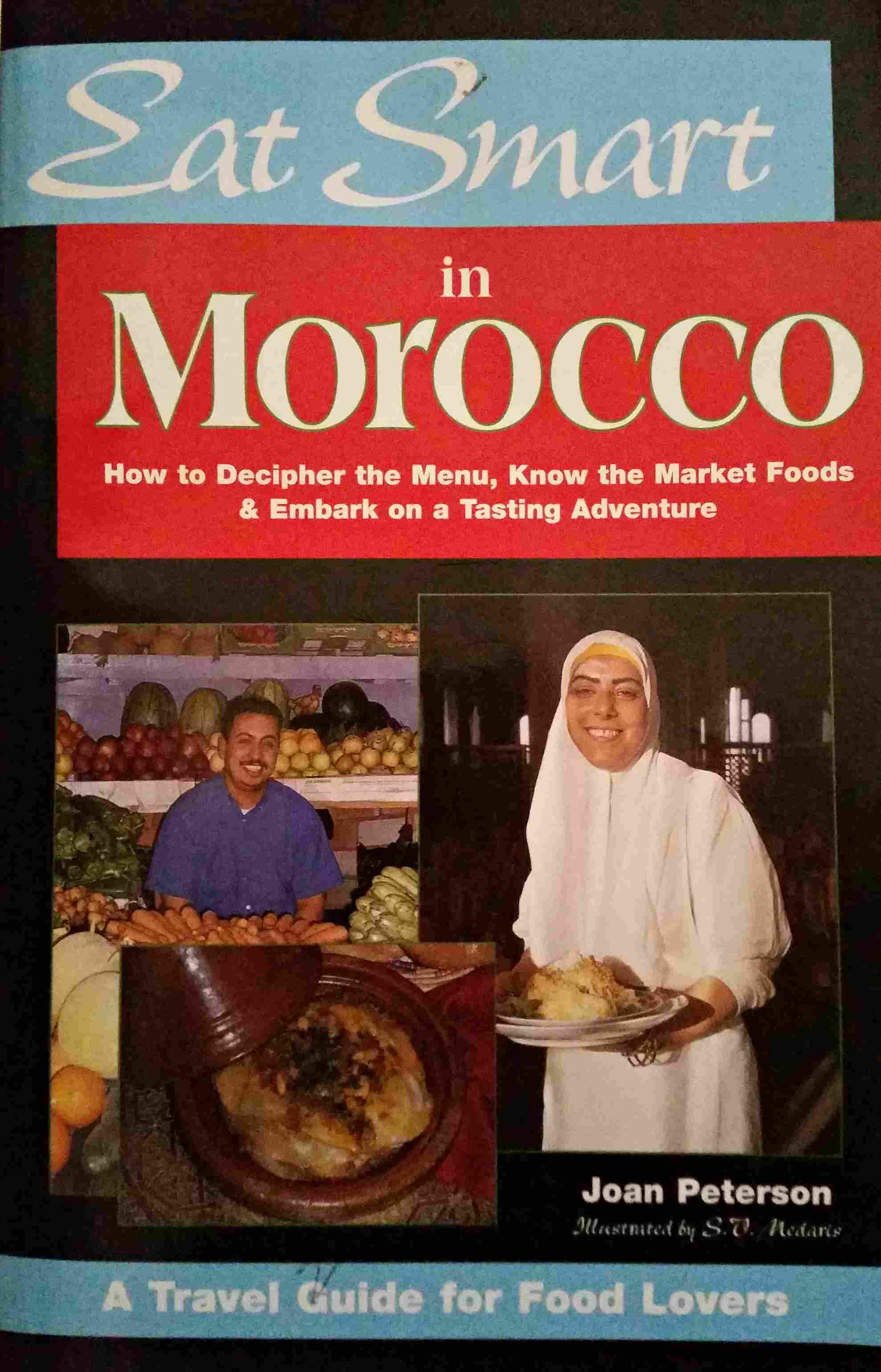 Moroccan cookbooks list of recipe books about moroccan cuisine forumfinder Images
