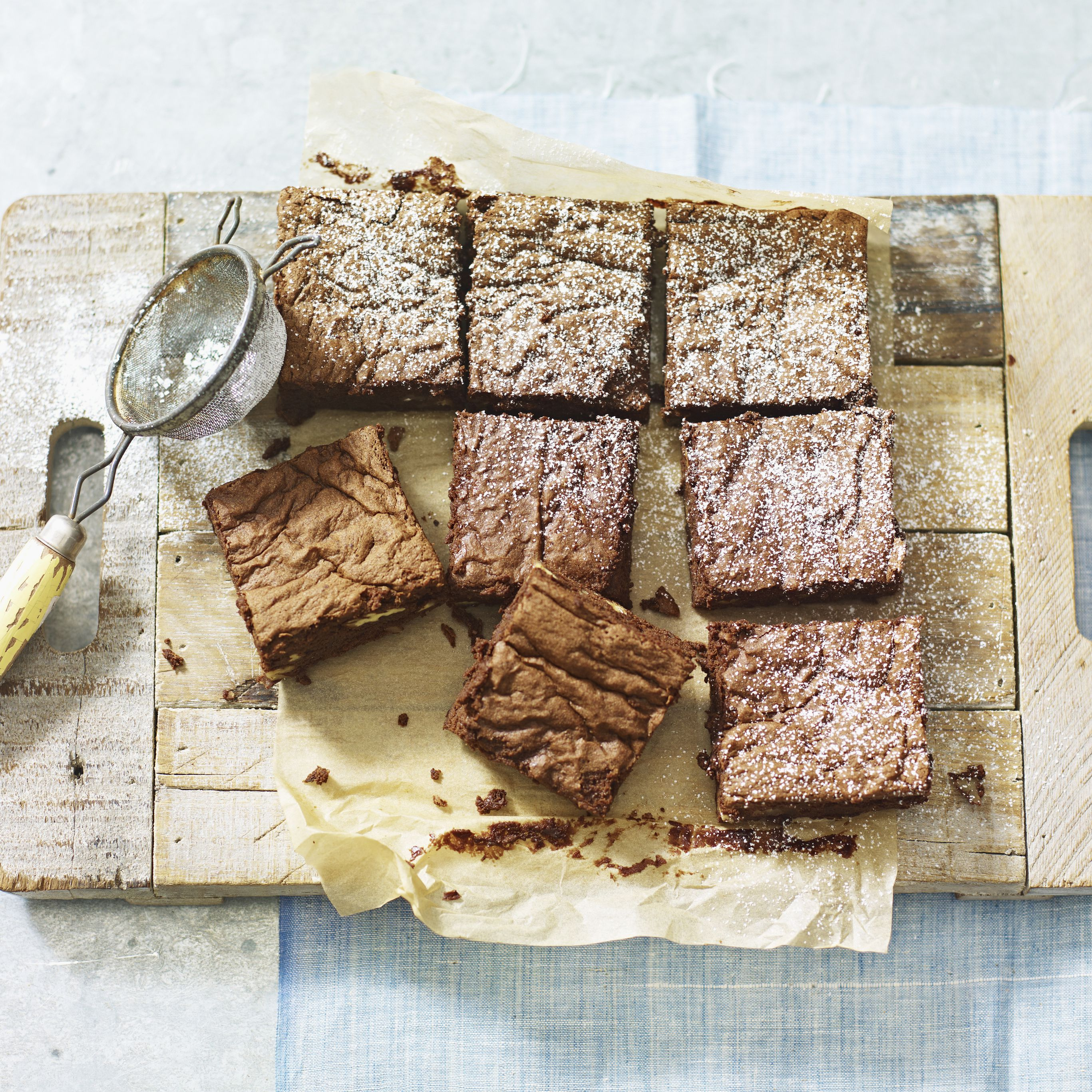 Fat-Free Low Calorie Chocolate Brownie