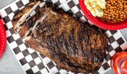 Barbecue Jerk Ribs Cooks With Soul