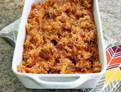 Savannah Red Rice