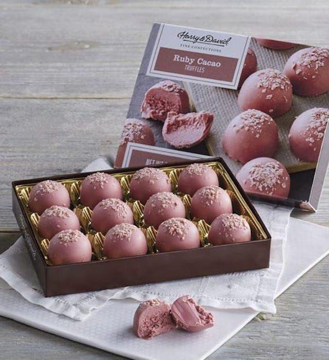 Ruby Cacao Truffles