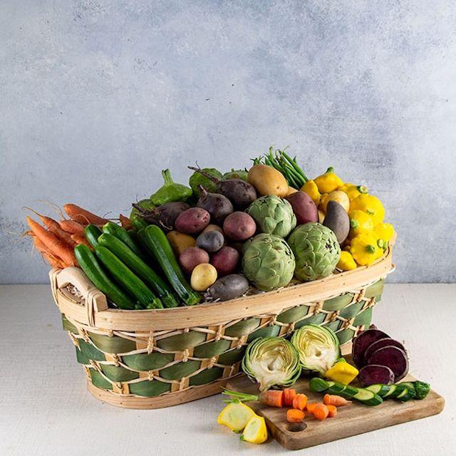 Melissa's Produce Baby Veggie Gift Basket