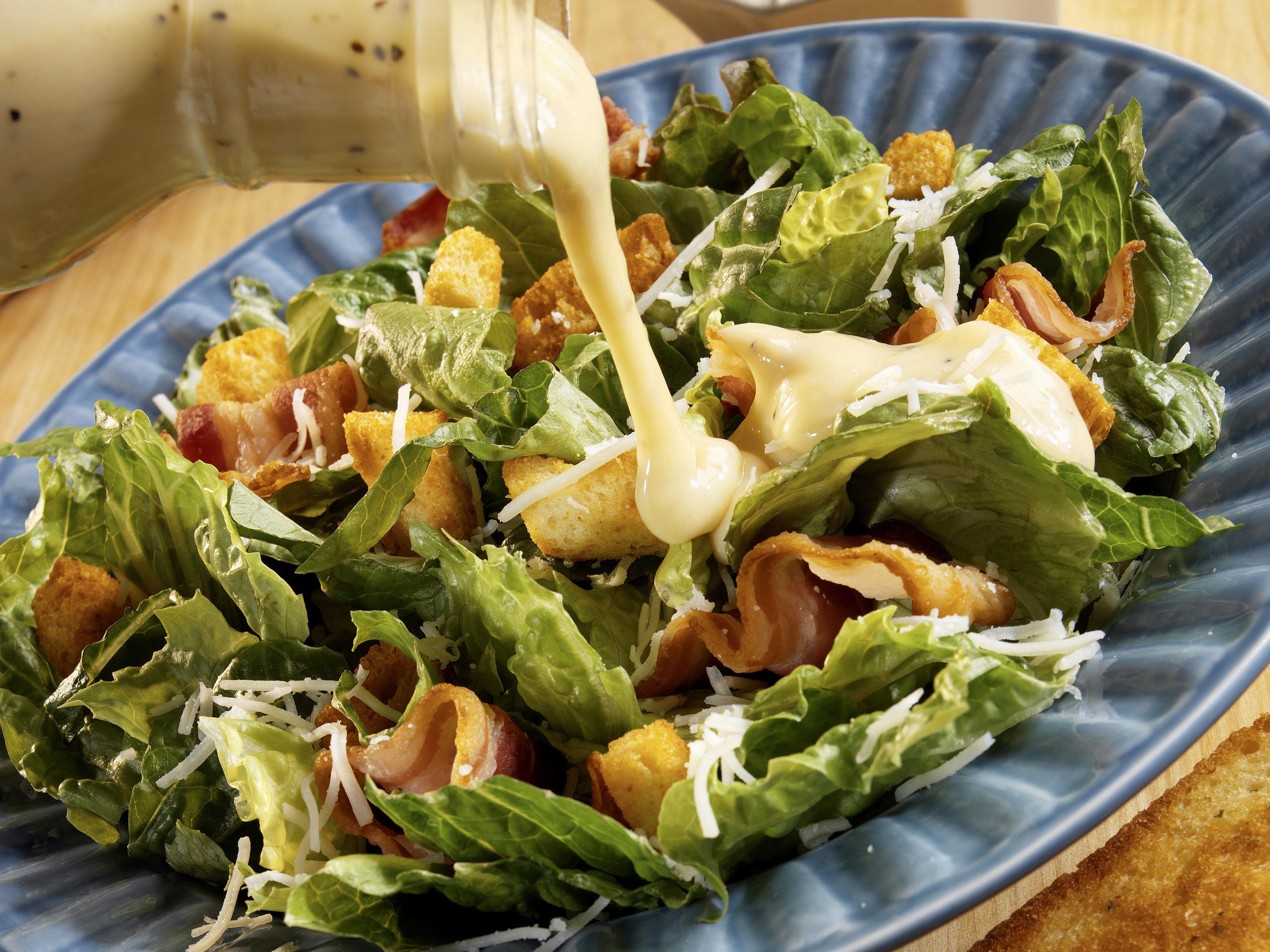Caesar Salad Dressing Mix Recipe