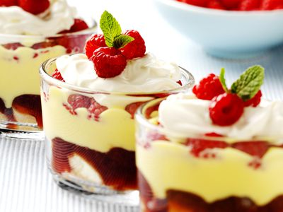 The Perfect Traditional English Trifle Recipe Best Trifle Bowl Decorations