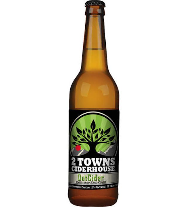 2 Towns Ciderhouse OutCider