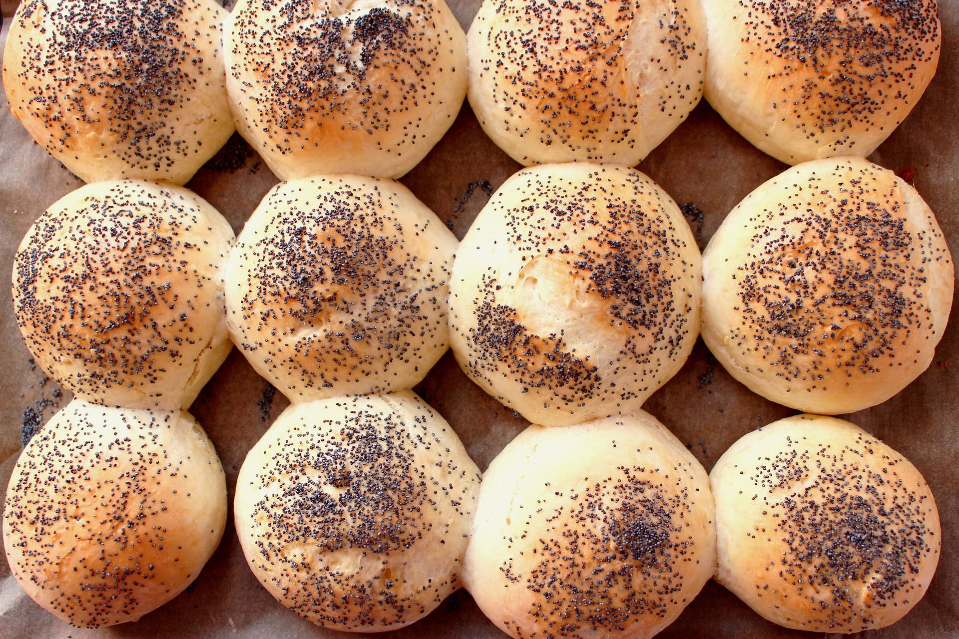 Brotchen- German rolls